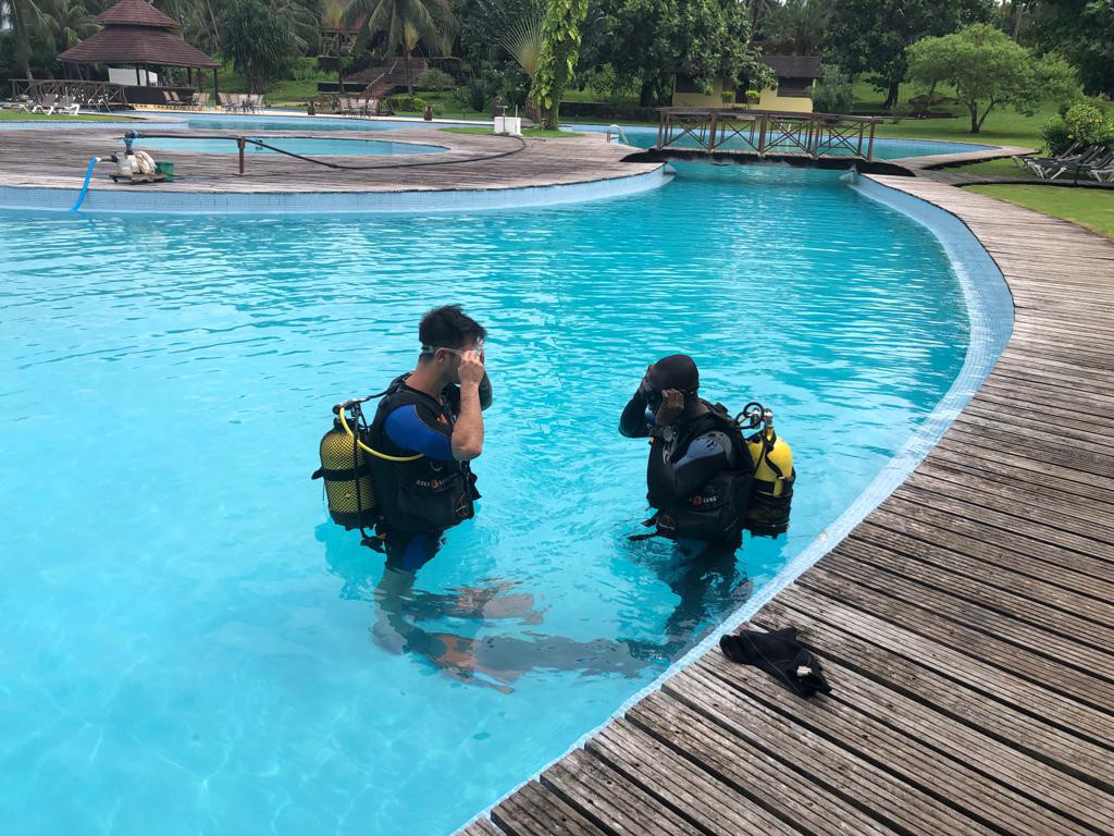 Dive Tribe São Tomé - diving school