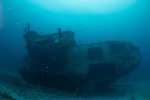 Pico d'Ouro shipwreck