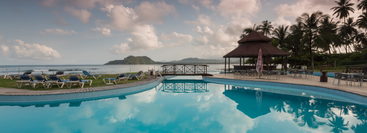 São Tomé - where to stay